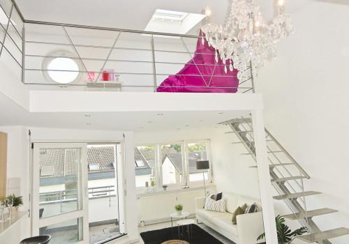Galerie-Wohnung in Bad Cannstatt