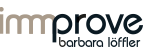Logo immprove.de - Barbara Löffler