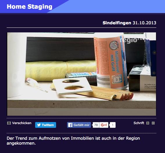 immprove Regio TV Stutgart