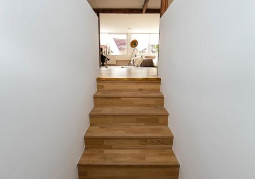Projekt Maisonette-Wohnung in Stuttgart